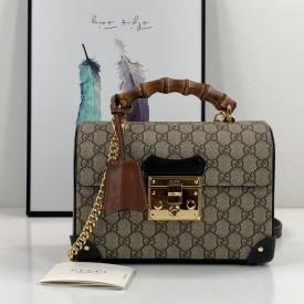 Replica Gucci Padlock GG Bag
