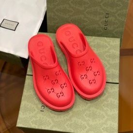 Replica Gucci Men's slip on sandal
