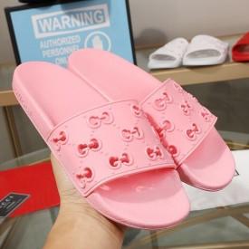 Replica Gucci Rubber GG Sandal