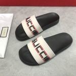 Replica Gucci Stripe Rubber Sandal