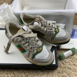 Replica Gucci Women sneaker with crystals