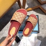 Replica Gucci Women's Original GG slide sandal