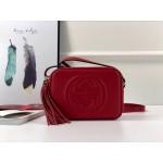 Replica Gucci Disco Bag Red