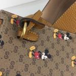 Replica Disney x Gucci medium tote