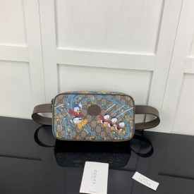 Replica Gucci Donald Duck belt bag