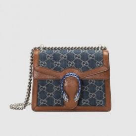 Replica Gucci Gucci Denim Dionysus Mini Bag