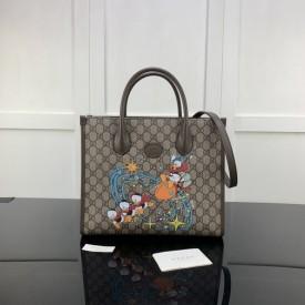 Replica Gucci Donald Duck tote bag