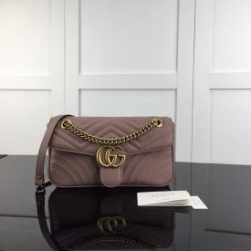 Replica Gucci GG Marmont small matelasse bag