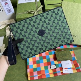 Replica Gucci GG Multicolour pouch