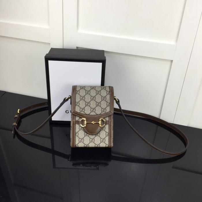 Replica Gucci Horsebit 1955 mini bag
