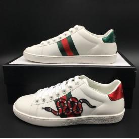 Replica Gucci Men's Ace snake sneaker