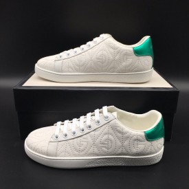 Replica Gucci Men's Ace G rhombus sneaker