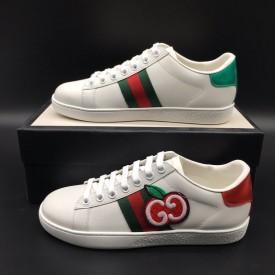 Replica Gucci Men's Ace GG Supreme sneakers
