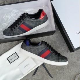 Replica Gucci Men's Ace GG Supreme sneaker