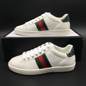 Replica Gucci Men's Ace sneaker croc