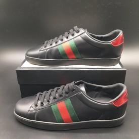 Replica Gucci Men's Ace sneaker black