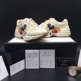 Replica Gucci Men's Disney Sneaker
