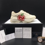 Replica Gucci Mens Rhyton Apple Sneaker