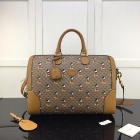 Replica Disney x Gucci duffle bag