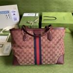 Replica Gucci Ophidia medium tote bag