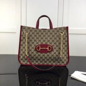Replica Gucci 1955 Horsebit Large Tote Bag