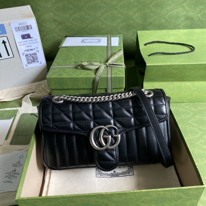 Replica Gucci 2017 Re-Edition GG Marmont bag