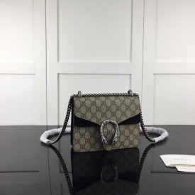 Replica Gucci Dionysus GG Supreme mini bag