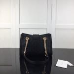 Replica Gucci Padlock guccissima leather bag