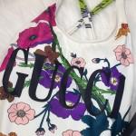 Replica Gucci logo swimsuit