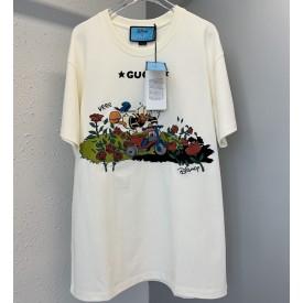 Replica Gucci Donald Duck T shirt