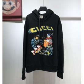Replica Gucci Donald Duck hoodies