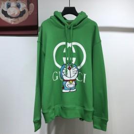 Replica Doraemon x Gucci hoodie