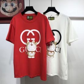 Replica Doraemon x Gucci T-shirt