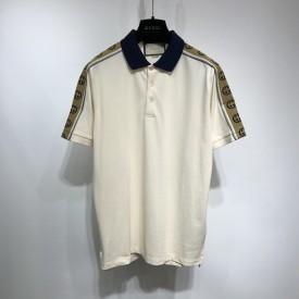 Replica Gucci Cotton polo