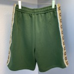 Replica Gucci green short