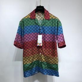 Replica Gucci Multicolour shirt