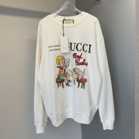 Replica Gucci Mad Cookies sweatshirt