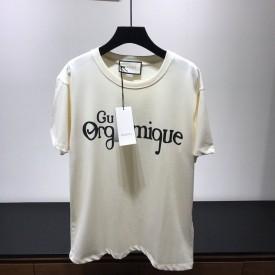 Replica Gucci Orgasmique print T-shirt