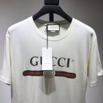 Replica Gucci vintage logo T-shirt