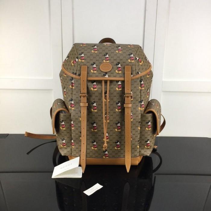 Replica Disney x Gucci backpack