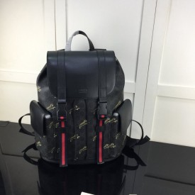 Replica Gucci bestiary backpack with tigers