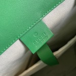 Replica Gucci GG embossed backpack
