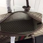 Replica Gucci ophidia GG medium duffle bag