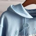 Replica Givenchy Paris Hoodies Blue