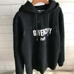Replica Givenchy Paris Hoodies Black