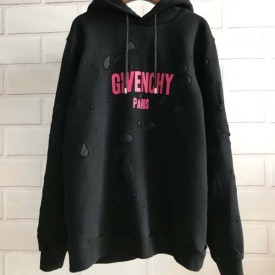 Replica Givenchy Paris Destroyed Hoodies