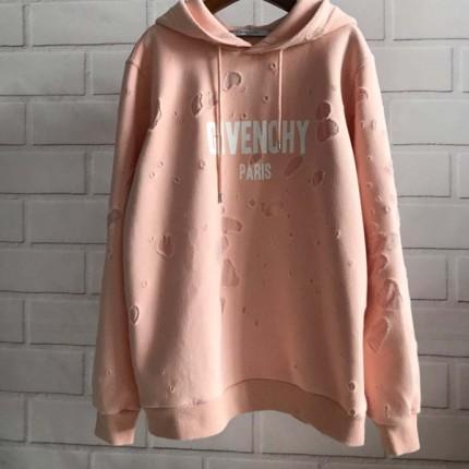 Replica Givenchy Paris Hoodies Pink