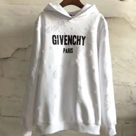 Replica Givenchy Paris Hoodies White