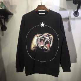 Replica Givenchy Monkey Printed Sweatshirt