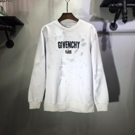 Replica Givenchy Paris Destroyed Sweatshirt